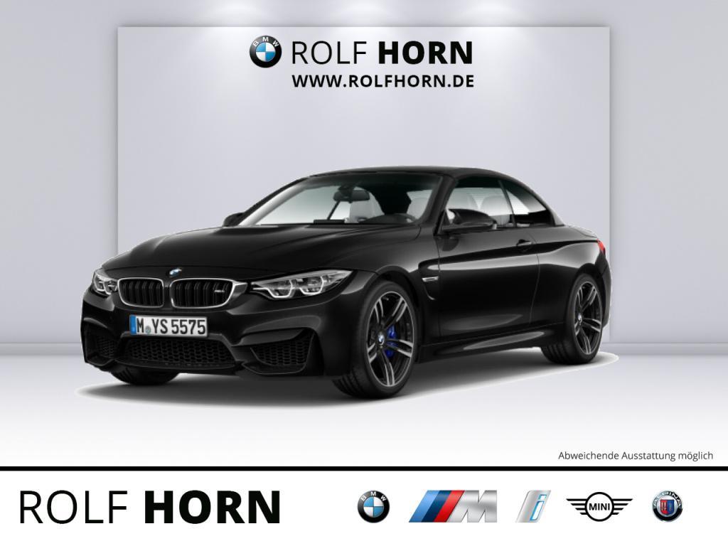 BMW M4 Cabrio Navi HIFI 19'' LED Nachenwärmer PDC, Jahr 2017, Benzin