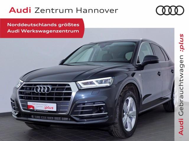Audi Q5 40 TDI qu. sport, virtual, LED, ACC, Alcantara, Kamera, Jahr 2020, Diesel