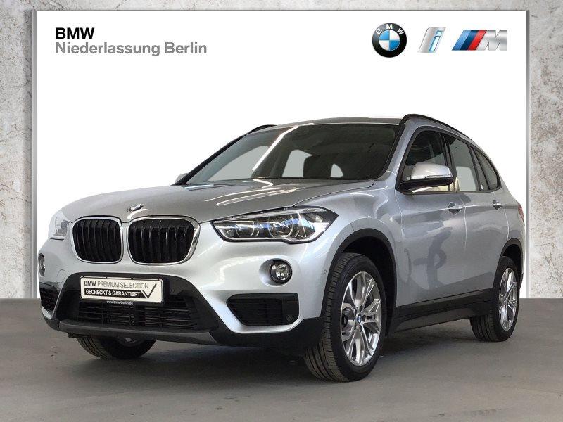 BMW X1 sDrive18d EU6d-Temp Aut. !Deutlich reduziert!, Jahr 2018, Diesel