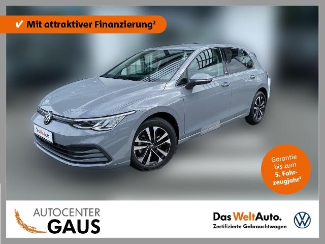 Volkswagen Golf VIII United 2.0 TDI Standhzg. LED Navi ACC, Jahr 2020, Diesel