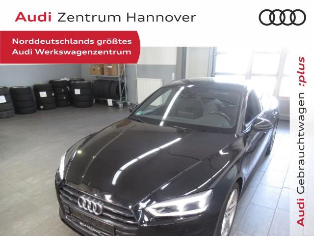 Audi A5 Sportback 2.0 TDI S line Tiptronic Matrix B&O Alcantara Navi, Jahr 2018, Diesel