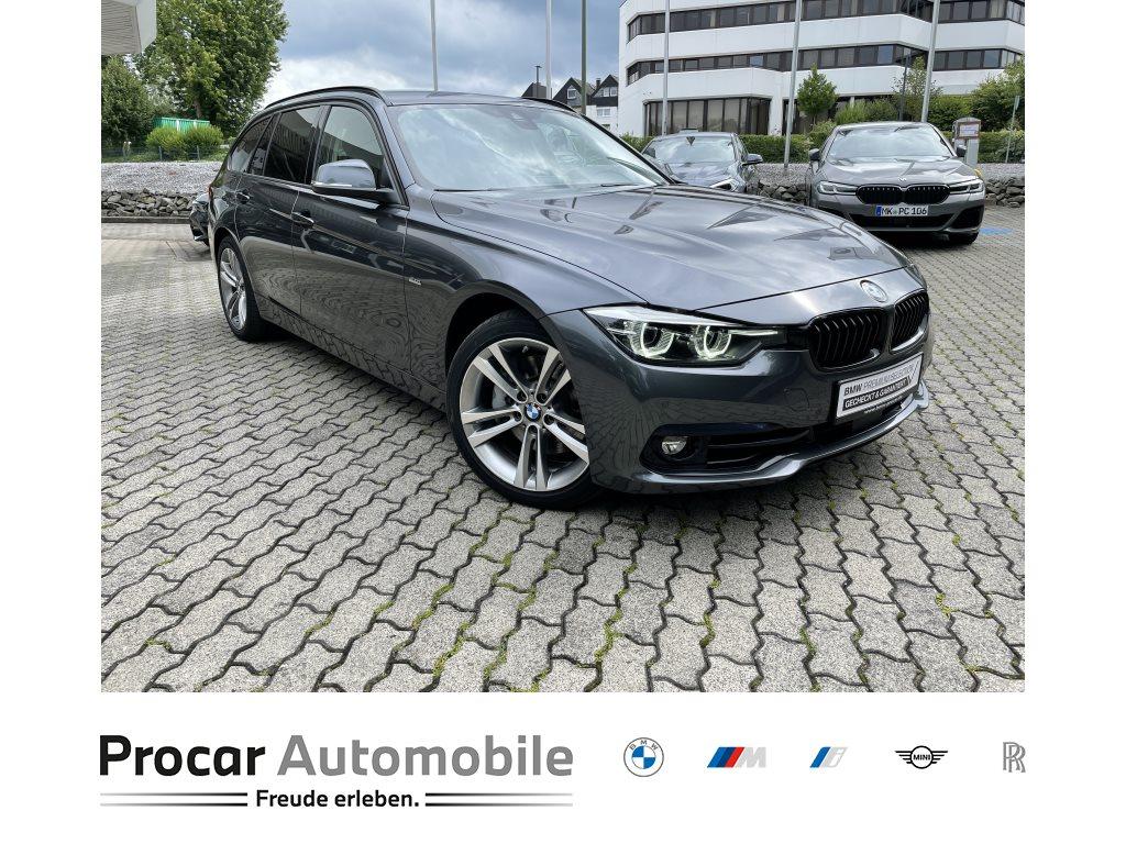 BMW 335d xDrive Touring SportLine+AHK+Navi+ACC+Kamera, Jahr 2018, Diesel