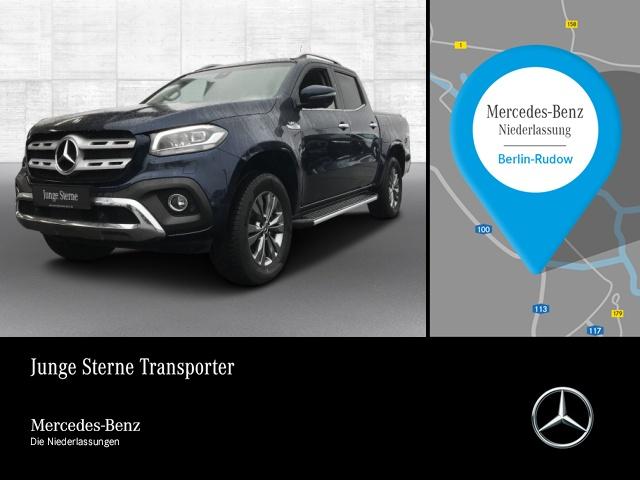 Mercedes-Benz X 350 d 4Matic Power Edition Style-Paket Comand, Jahr 2019, Diesel