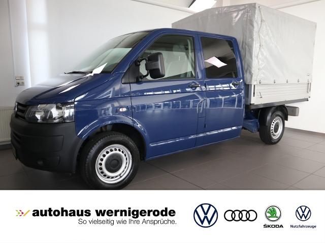 Volkswagen T6 Transporter Doppelkabine, Klima, AHK, Jahr 2014, Diesel