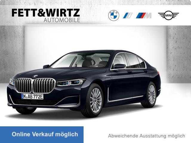 BMW 745e UPE: 128.333,- GSD TV+ Massage&Lüft. HUD, Jahr 2020, Hybrid