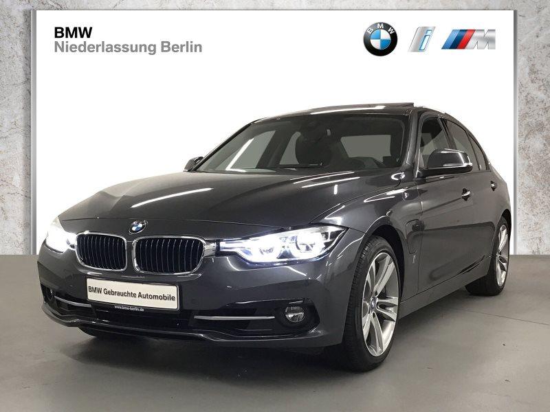 BMW 330e iPerformance Lim. EU6 !Deutlich Reduziert!, Jahr 2017, Hybrid