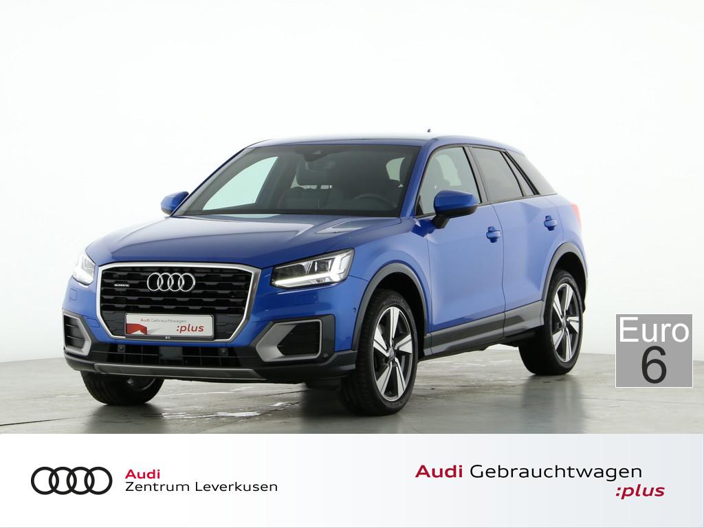 Audi Q2 2.0 quattro S TRONIC LEDER KAMERA NAVI, Jahr 2018, Diesel