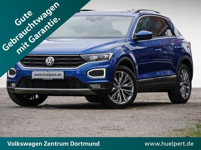 Volkswagen T-Roc 1.5 OPF Sport DSG LED NAVI PANO APP-CONN CAM ALU, Jahr 2019, Benzin
