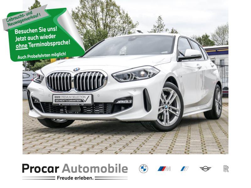 BMW 118i M SPORT 17 SOMMERRÄDER LED NAVI SITZH. PDC, Jahr 2020, Benzin