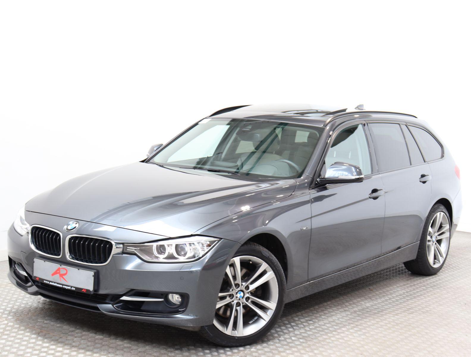 BMW 330 d xDrive T SPORT LINE HEADUP,NAVIPROF,PANO, Jahr 2014, Diesel
