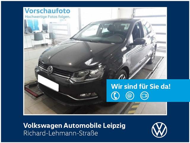 """Volkswagen Polo """"Sound"""" 1.0 *SHZ*PDC*, Jahr 2017, petrol"""