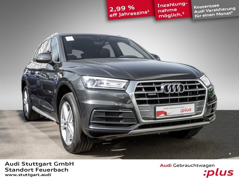 Audi Q5 2.0TDI quattro S line AHK Keyless Navi Kamera, Jahr 2019, Diesel