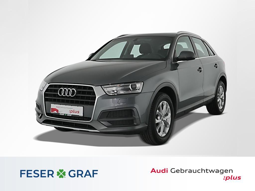 Audi Q3 design 2.0 TDI S tronic Navi,Xenon,PDC,AHK, Jahr 2017, Diesel