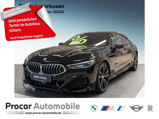 BMW 840d xDrive Gran Coupe Steptronic M Sportpaket, Jahr 2020, Diesel