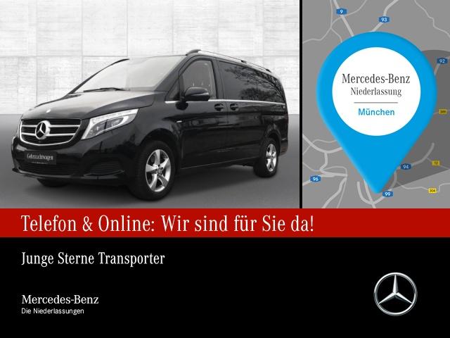 Mercedes-Benz V 250 d AVANTGARDE EDITION Lang Park-Ass. AHK, Jahr 2017, Diesel
