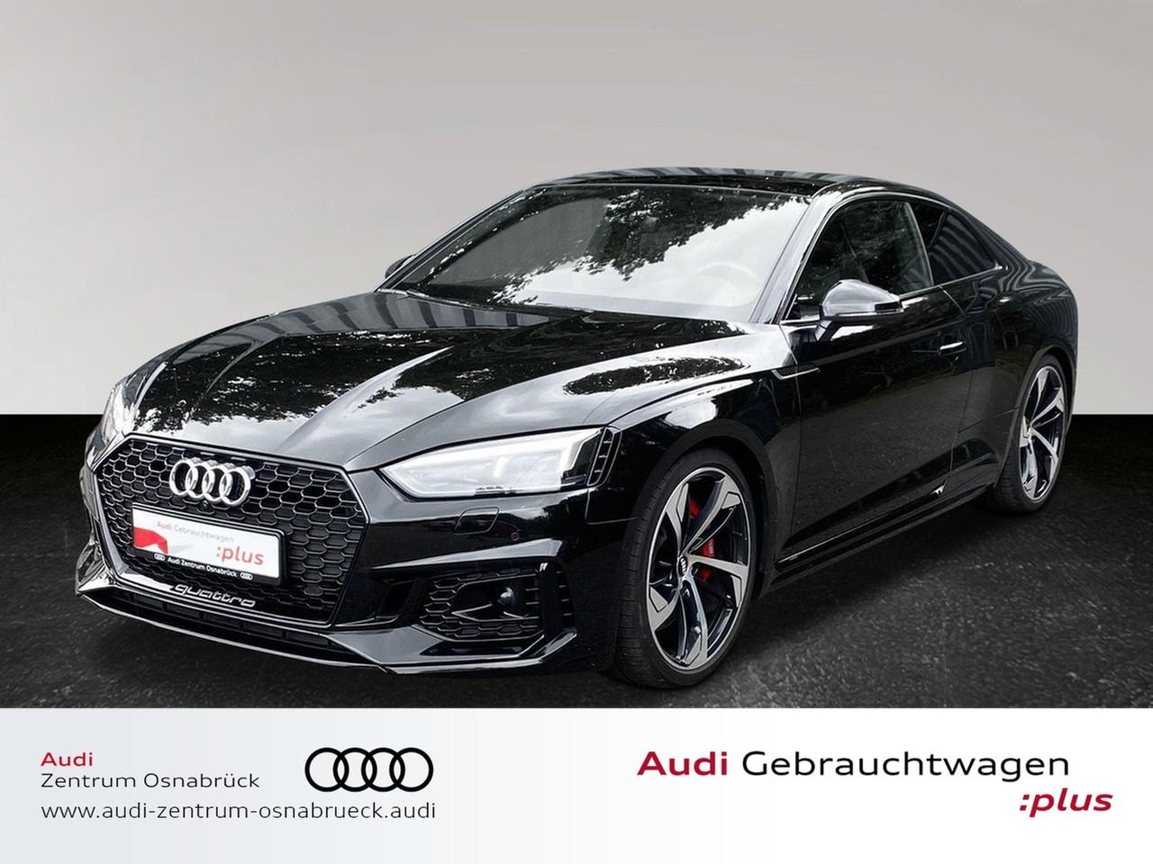 Audi RS 5 Coupé 2.9 TFSI tiptronic quattro RS-AbGasanlage Matrix Navi ACC TopView Dynamiklenkung Assistenzpaket, Jahr 2018, Benzin