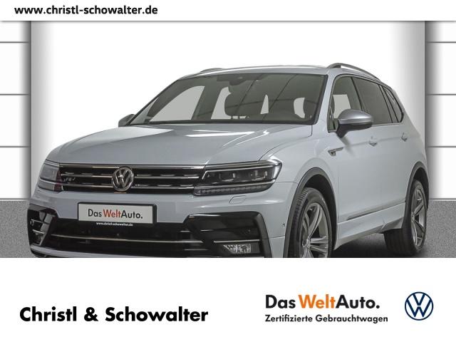 Volkswagen Tiguan Allspace R-Line HL 2.0 TDI 4Motion DSG Navi, Jahr 2018, Diesel