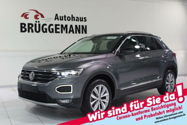 Volkswagen T-ROC 1,5 TSI ACT OPF STYLE ACC NAVI LED KAMERA, Jahr 2020, Benzin