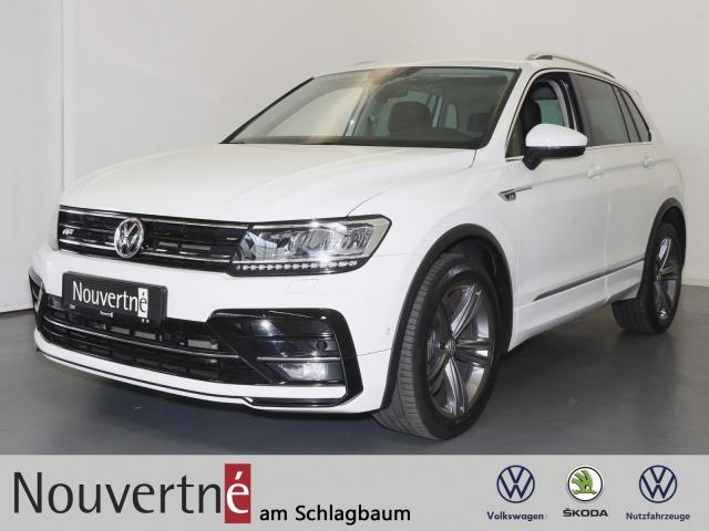 Volkswagen Tiguan 2.0 TSI BMT 4Motion R-Line + DSG + Kamera +, Jahr 2018, Benzin