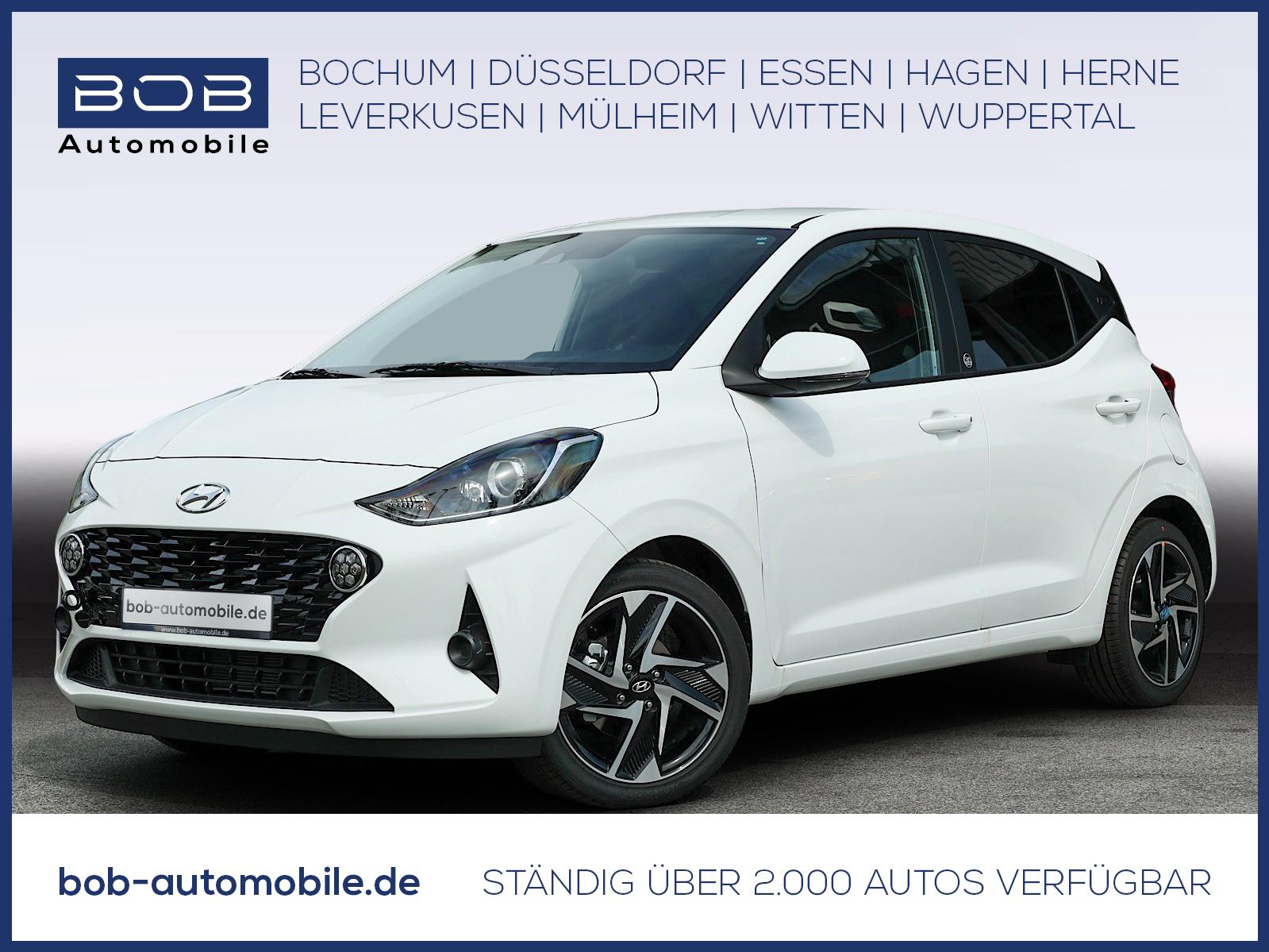 Hyundai i10 1.0 Benzin Edition 30+ NAVI SHZ Kamera, Jahr 2021, Benzin
