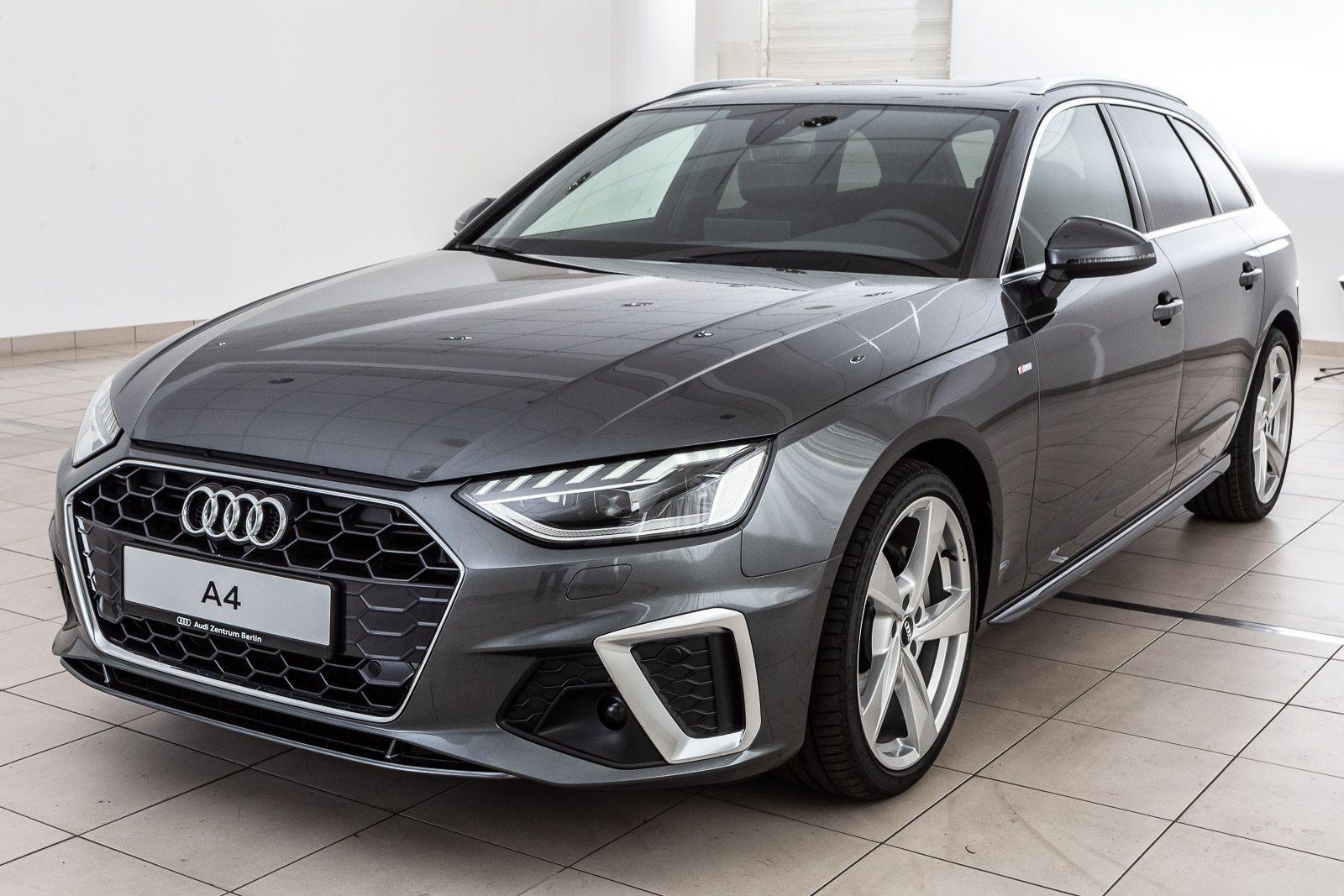 Audi A4 Avant S line 40 TDI S tronic, Jahr 2020, Diesel