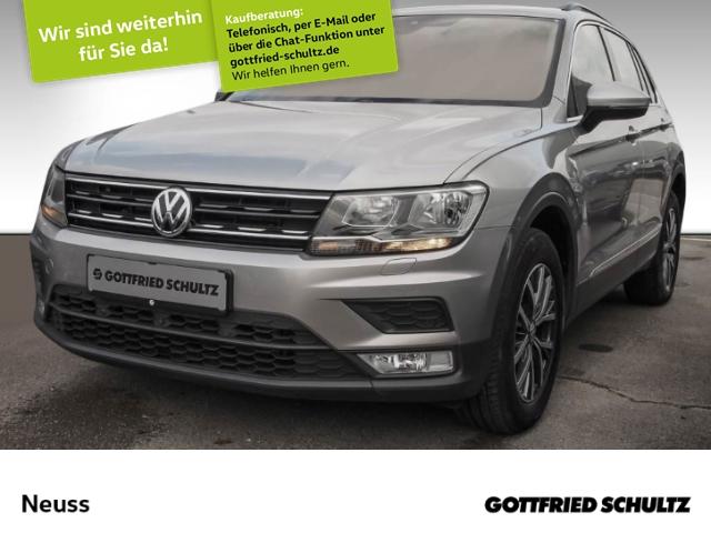 Volkswagen Tiguan 2,0 TDI DSG 4M NAVI KAMERA AHK ASSIST APP Comfortline, Jahr 2017, Diesel
