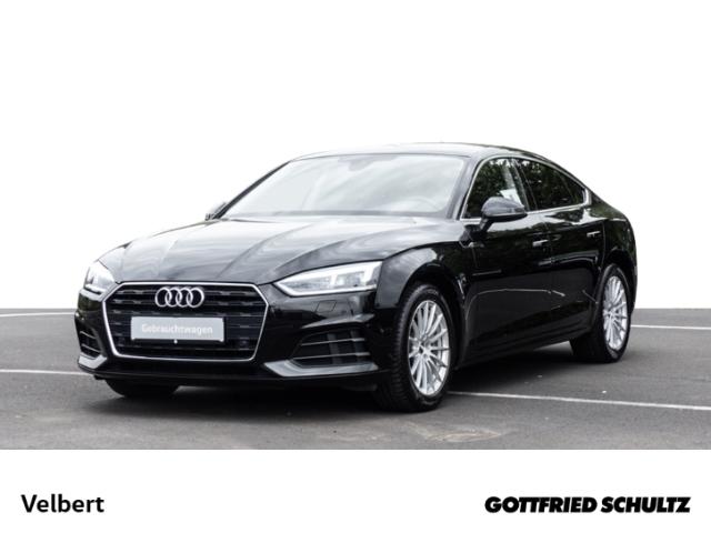 Audi A5 SPORTBACK 2.0 TDI NAVI LED SHZ PDC GRA, Jahr 2018, Diesel