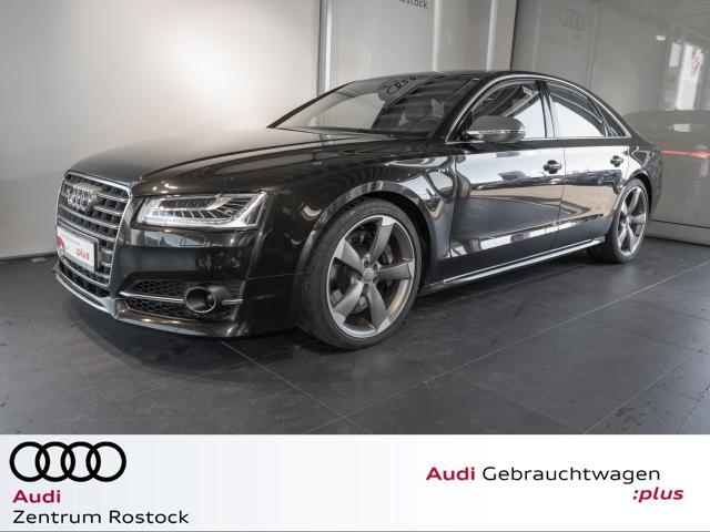 Audi S8 4.0TFSI quattro,Matrix-LED,Massage,ACC,Spurha, Jahr 2014, Benzin