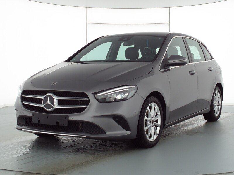 Mercedes-Benz B 200 Progressive LED+NAVIPREMIUM+SPUR+BUSINESS, Jahr 2019, Benzin