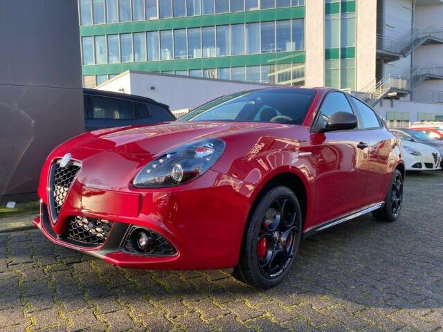 "Alfa Romeo Giulietta 1.4l TB Sprint | 18"" | Sitzheizung, Jahr 2021, Benzin"