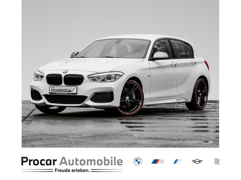 BMW M140i LED++NAVIGATION++TEMPOMAT++KLIMAAUTOMATIK++PDC++, Jahr 2016, Benzin