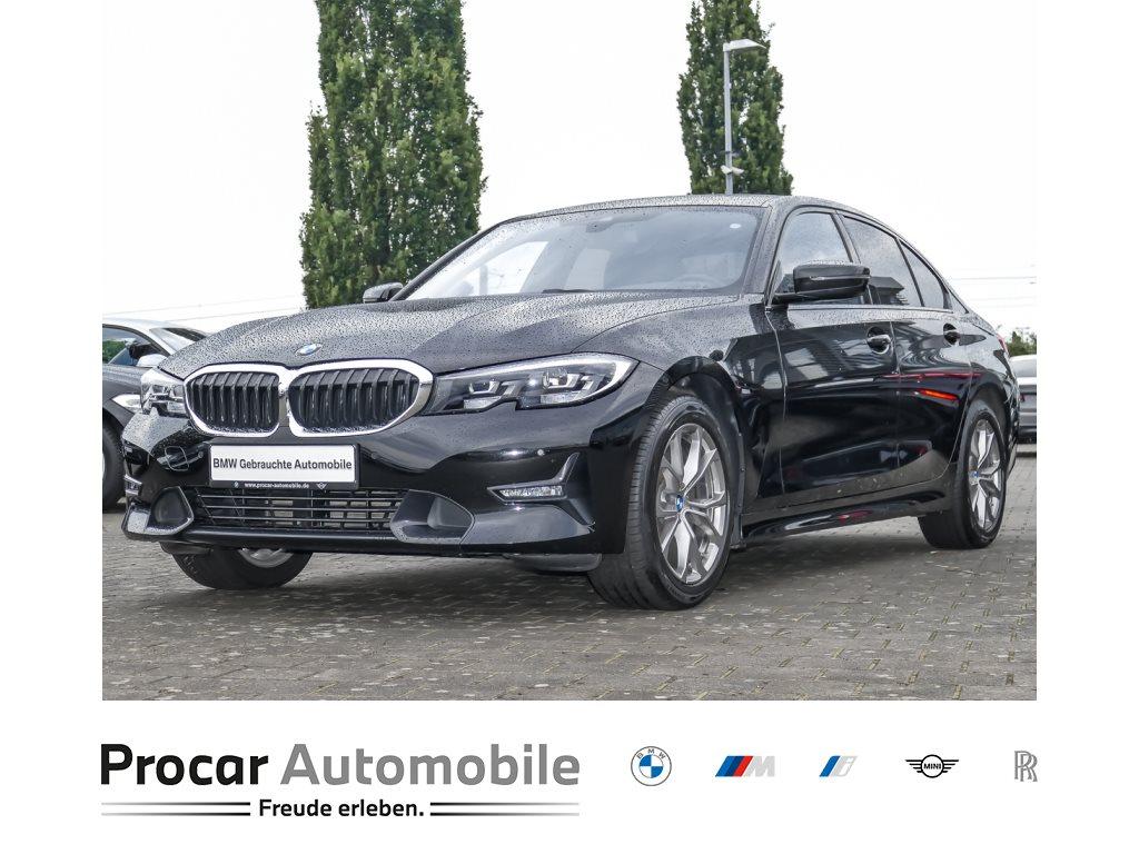 BMW 320d Sport Line Sport-Aut. Navi LED Klimaaut., Jahr 2019, Diesel