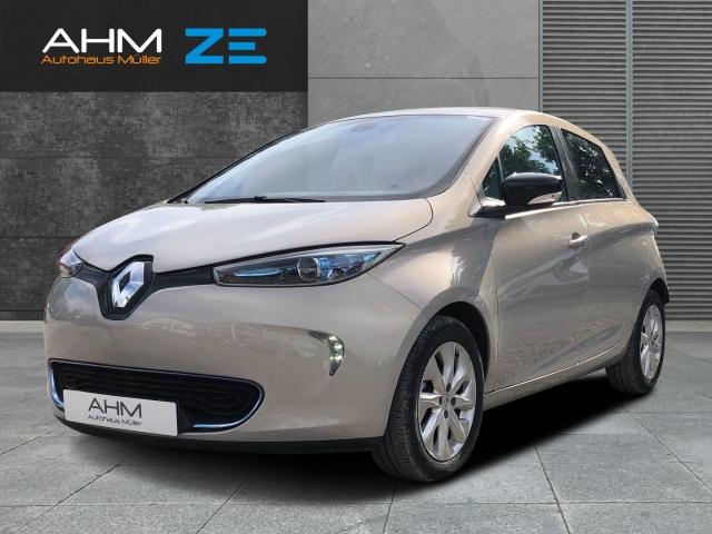 Renault ZOE Zen Q210 22kWh-Mietbatterie STANDHZ EU6, Jahr 2013, Elektro