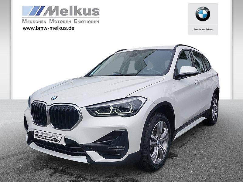 BMW X1 sDrive18i Sport Line HiFi LED Navi Tempomat, Jahr 2020, Benzin