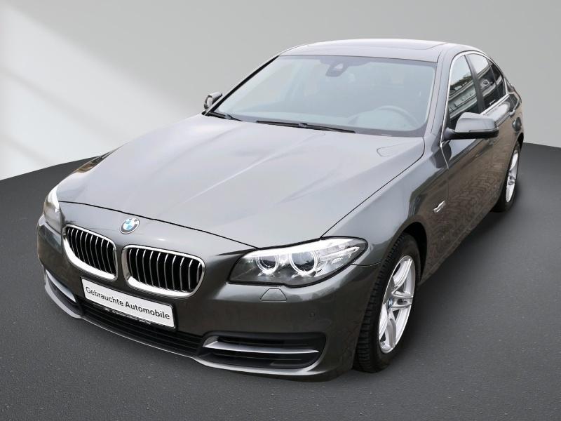 BMW 520d Navi Prof, Head-Up, PDC v. & hi. uvm., Jahr 2014, Diesel