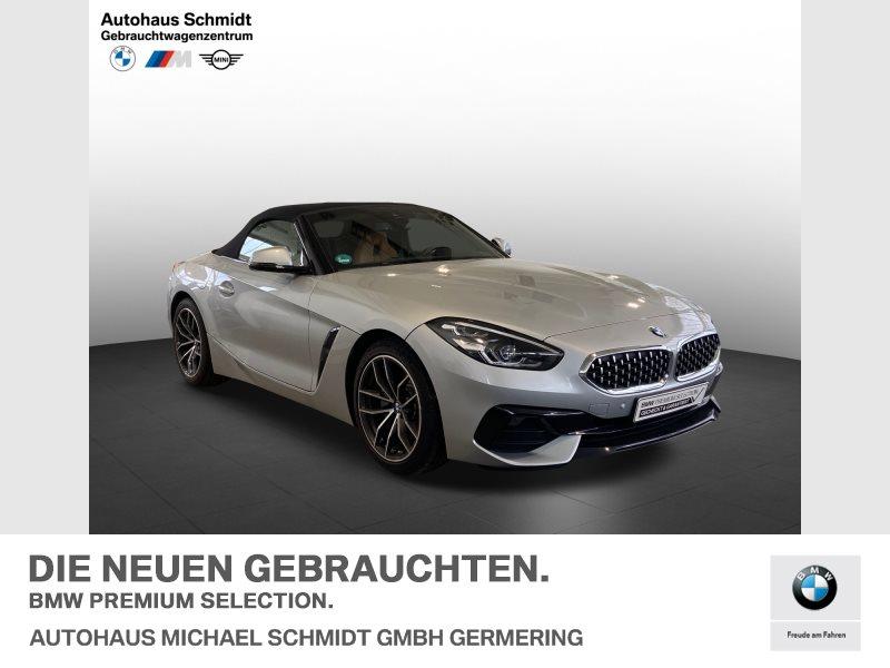 BMW Z4 sDrive20i Sport Line*ACC*DAB*HiFi*Komfortzugang*, Jahr 2021, Benzin