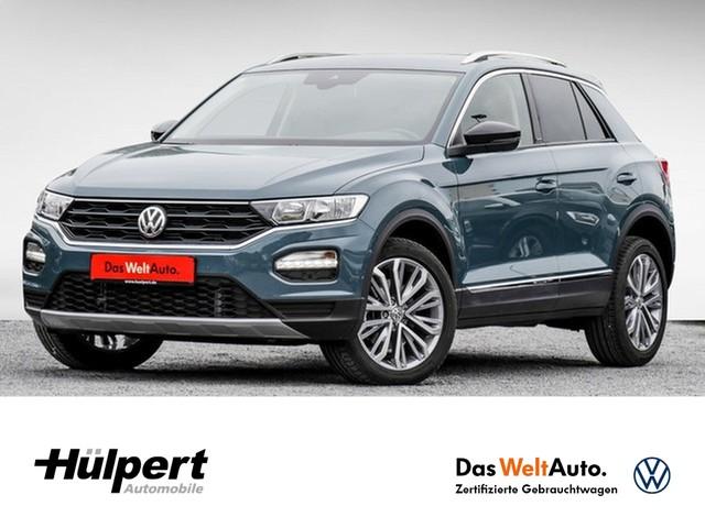 Volkswagen T-Roc 2.0 TDI IQ.DRIVE DSG NAVI CAM ACC APP-CONN ALU18, Jahr 2020, Diesel