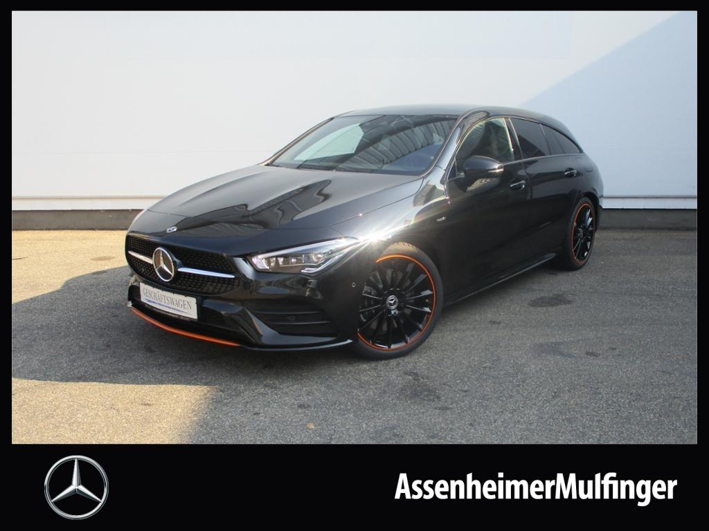 Mercedes-Benz CLA 220 Shooting Brake **Edition1/AMG/19Z/Night, Jahr 2019, Benzin