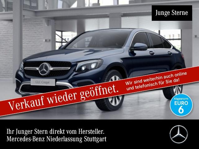 Mercedes-Benz GLC 300 Cp. 4M AMG Fahrass 360° Distr. ILS LED, Jahr 2017, Benzin