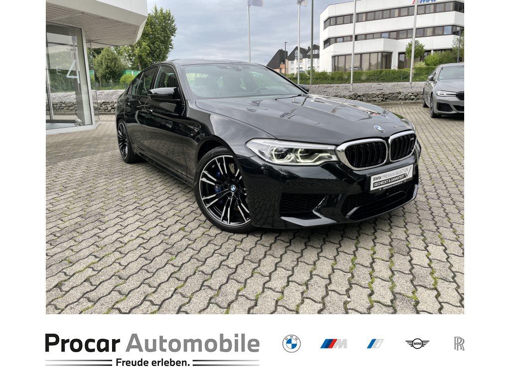 BMW M5 Limousine M Drivers Package+DAB+ACC+Carplay, Jahr 2018, Benzin