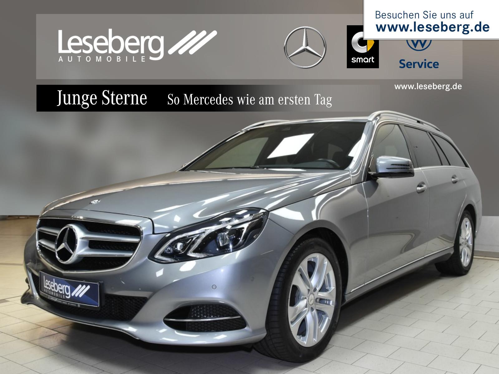Mercedes-Benz E 200 CDI T Avantgarde/7G/LED/Navigation/SHZ/PTS, Jahr 2014, Diesel
