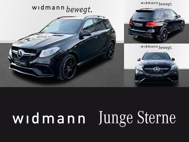 Mercedes-Benz GLE 63 AMG S 4M Harman*Sitzklima*Designo, Jahr 2016, Benzin