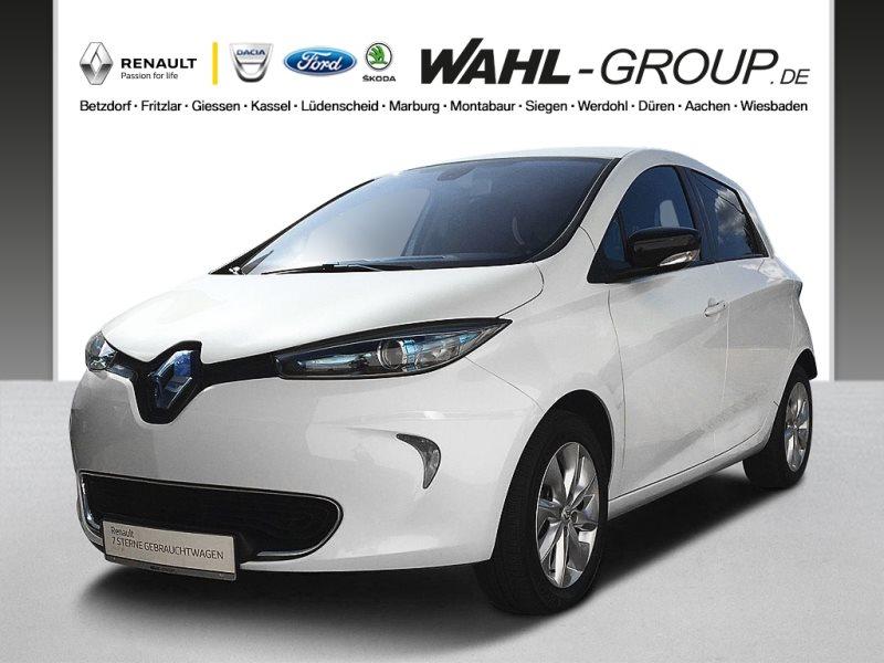 Renault Zoe Intens Z.E. ABS Fahrerairbag, Jahr 2014, Elektro