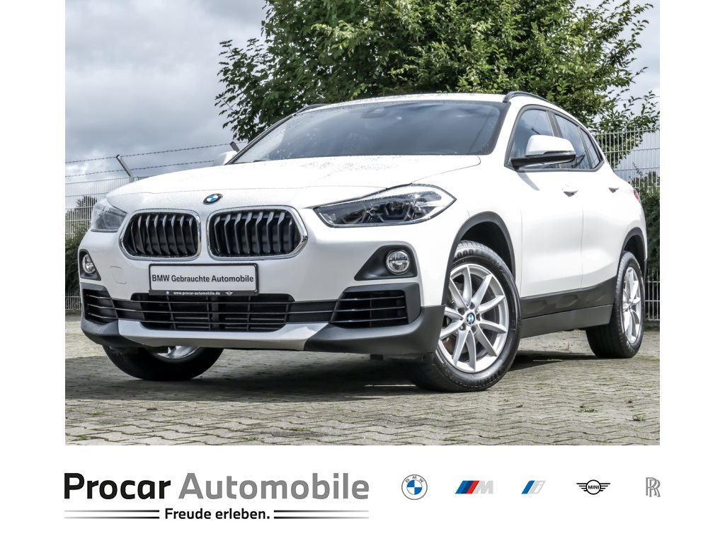 BMW X2 sDrive18i Advantage +LED +Navi +Tempomat + Sportsitze +Shz, Jahr 2018, Benzin