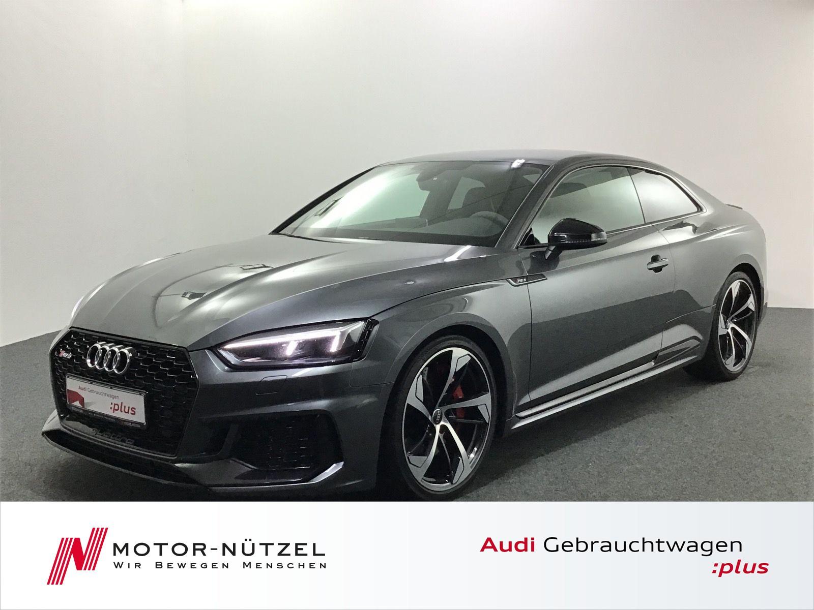 Audi RS 5 Coupé +RS-AGA+Dynamik-Paket+Assist-Paket, Jahr 2017, Benzin
