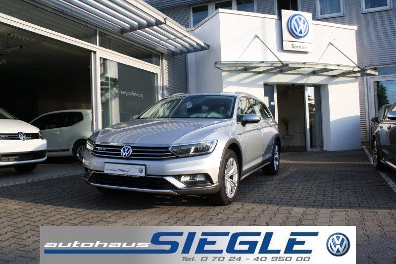 Volkswagen Passat Alltrack 2.0 TDI 4Motion*Navi*LED*ACC Aktionspreis !!!, Jahr 2016, Diesel
