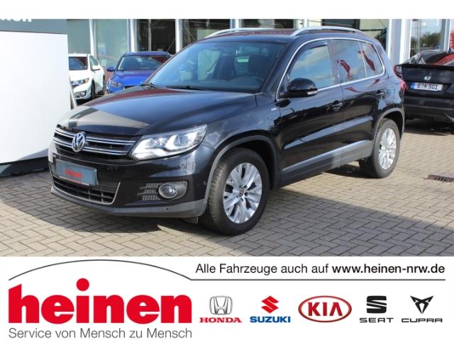 Volkswagen Tiguan 1.4 TSI Life * Navi / Xenon / PDC / SHZ *, Jahr 2013, Benzin
