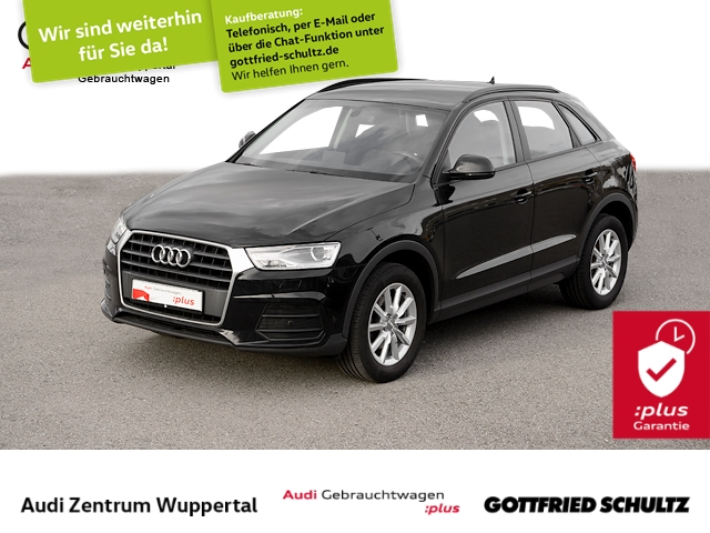 Audi Q3 1.4TFSI AHK XEN SHZ NAV PDC VO HI BT MUFU, Jahr 2018, Benzin