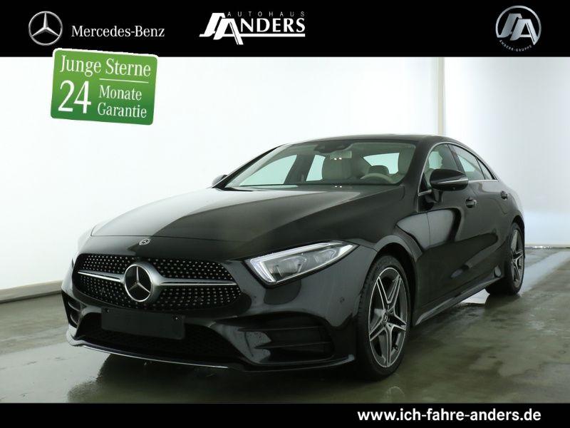 Mercedes-Benz CLS 450 4M AMG Coupé MULTIBEAM+Fahrassi-P+SHD+, Jahr 2019, Benzin
