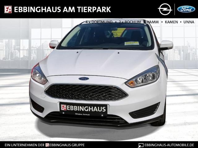 Ford Focus Lim Trend 1.0 EcoBoost Klima Sitz-lenkradhzg Einparkhilfe, Jahr 2015, Benzin